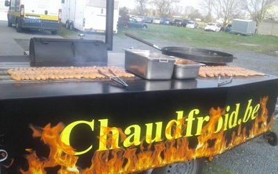 Chaudfroid Catering - Barbecue