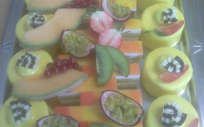 Chaudfroid Catering - Desserts
