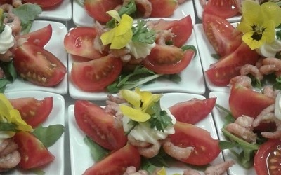 Chaudfroid Catering - Recepties en Walking Dinner